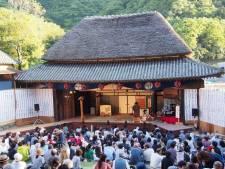肥土山農村歌舞伎1 ©(一社)小豆島観光協会