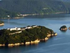 小豆島ふるさと村3 国民宿舎全景 ©(一社)小豆島観光協会