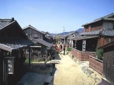 二十四の瞳映画村27 村の風景 ©二十四の瞳映画村