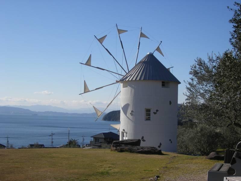 ギリシャ風車3
