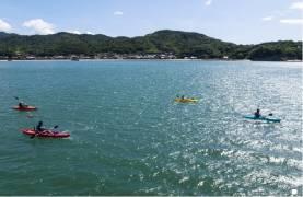 【のんびり海遊び:カヤック体験】