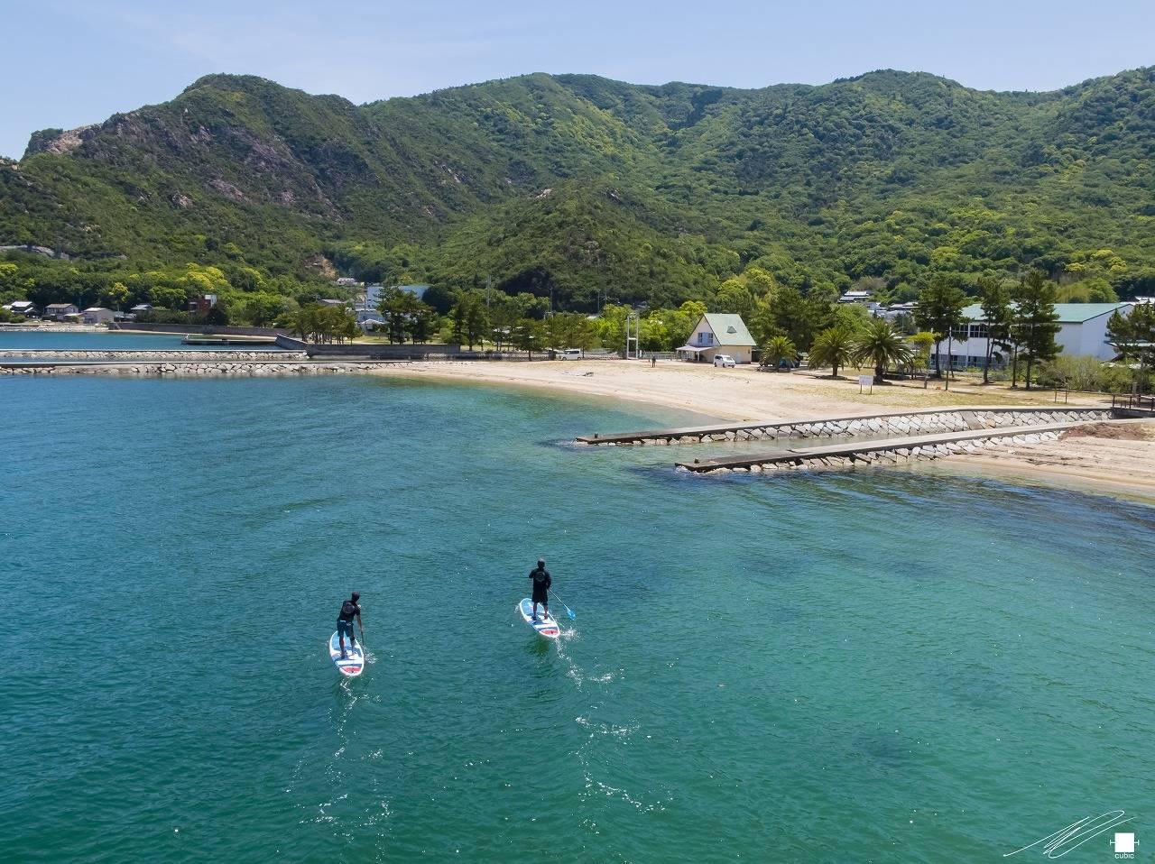 【のんびり海遊び:SAP体験】