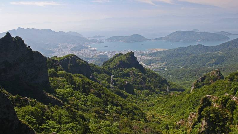 NHK「さわやか自然百景」で小豆島の自然が紹介されます