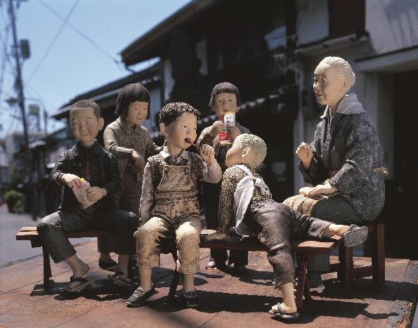 Galley KUROgO第7回企画展『安部朱美創作人形展』~二十四の瞳映画村~