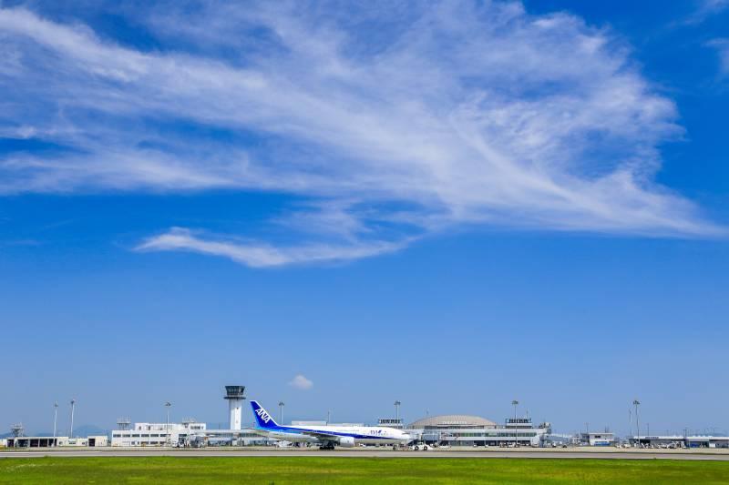 高松空港写真展~東洋オリーブ~