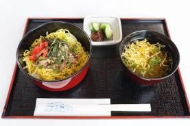 ひしお丼 -小豆島ふるさと村 喫茶ふるさと村-