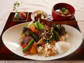 ひしお丼 -創作料理 野の花-
