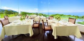 レストラン「ブラ・ドゥ・メール」 (リゾートホテルオリビアン小豆島)
