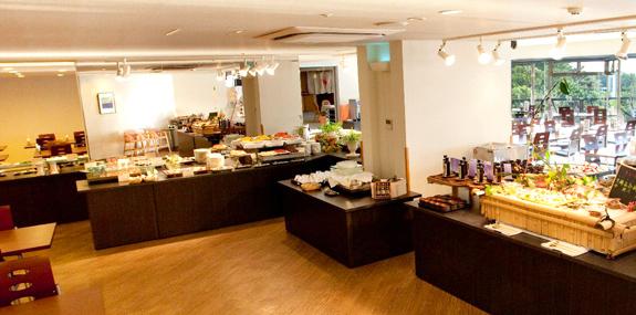 ブッフェレストラン「シエル」 (リゾートホテルオリビアン小豆島)