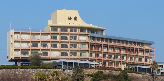 天空ホテル 海廬