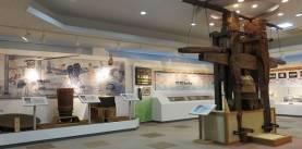 ごま油資料展示室見学 -かどや製油-