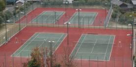 テニスコート -小豆島オリーブ公園-