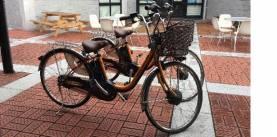 レンタサイクル -小豆島ふるさと村-
