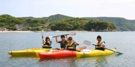 カヤック - 小豆島ふるさと村-