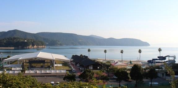 体育施設 -小豆島ふるさと村ー