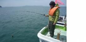 釣り船体験 -小豆島ふるさと村-