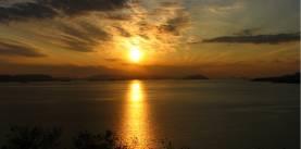 夕陽スポット -小瀬海岸~千軒-