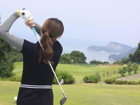 ゴルフ -リゾートホテルオリビアン小豆島-