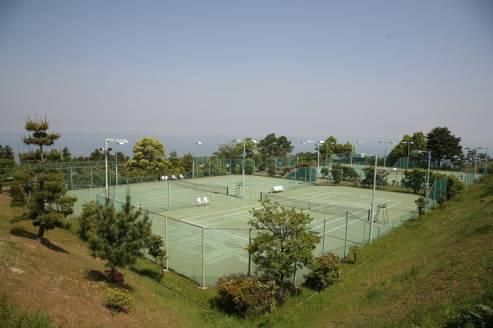テニス -リゾートホテルオリビアン小豆島-