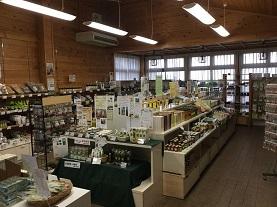 小豆島ふるさと村 売店