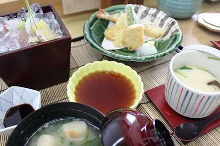 日本料理 島活