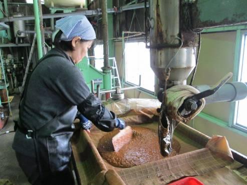 工場見学  -ヤマヒサ醤油-
