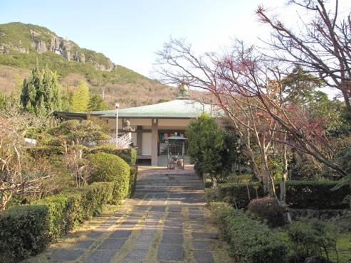 小豆島霊場第72番瀧湖寺 奥之院 笠ヶ瀧